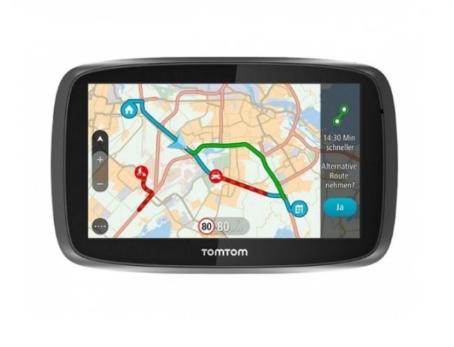 GPS навигация за камион